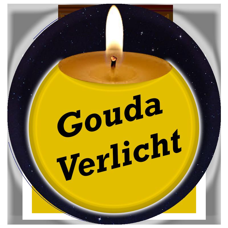 Gouda verlicht logo